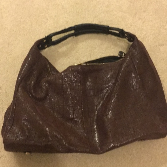 Lola Bernard Handbags - Authentic Lola Bernard Leather Hobo Bag